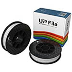UP PLA Filament - White 2-Pack (for UP Mini 2/UP BOX+ Printers)