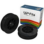 UP PLA Filament - Black 2-Pack (for UP Mini 2/UP BOX+ Printers)