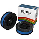 UP PLA Filament - Hawaii Blue 2-Pack (for UP Mini 2/UP BOX+ Printers)