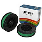 UP PLA Filament - Rio Green 2-Pack (for UP Mini 2/UP BOX+ Printers)