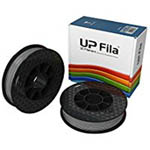 UP PLA Filament - Pompeii Gray 2-Pack (for UP Mini 2/UP BOX+ Printers)