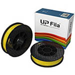 UP ABS Filament - Yellow 2-Pack (for UP Mini 2/UP BOX+ Printers)
