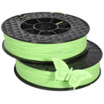 UP ABS Filament - Minty Green 2-Pack (for UP Mini 2/UP BOX+ Printers)