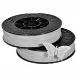 UP ABS Filament - Breathless Gray 2-Pack (for UP Mini 2/UP BOX+ Printers)