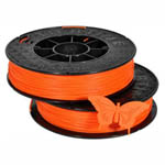 UP ABS Filament - California Orange 2-Pack (for UP Mini 2/UP BOX+ Printers)