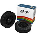 UP ABS+ Filament - Black 2-Pack (for UP Mini 2/UP BOX+ Printers)
