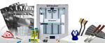 3D Printer Classroom Essentials Kit Add-on for Commercial Use For Ultimaker 2+ and Ultimaker 2+ Extended Printers