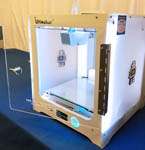 TEC Custom Safety Door for Ultimaker 3 Extended 3D Printers