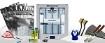 3D Printer Essentials Kit Add-on for Commercial Use For Ultimaker 3 Printers