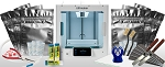 3D Printer Essentials Kit Add-on for Commercial Use For Ultimaker 3/S3 Printers