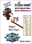 KeyCreator Desk Reference: 75 Super Hot Tips! - Academic Price