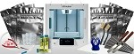 FREE 3D Printer Classroom Essentials Kit with Ultimaker 3 or S3 Printer Purchase-Academic Use Only