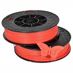 UP ABS Filament - Fiery Coral 2-Pack (for UP Mini 2/UP BOX+ Printers)