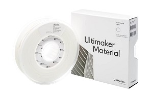 Ultimaker PLA Material - White