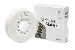 Ultimaker ABS Material - White