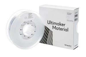 Ultimaker CPE Material - Transparent