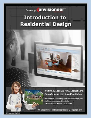 Introduction to Residential Design 9th Edition Using Envisioneer V12